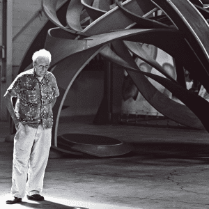 González Prize 2008/2009 –  Frank Stella