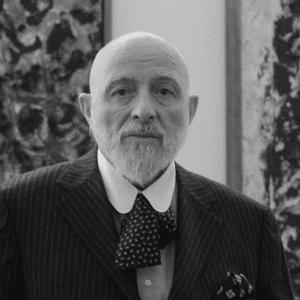 González Prize 2003/2004 –  Markus Lüpertz