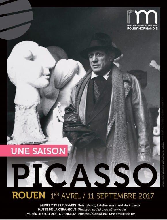 Une saison Picasso – Musées Métropole Rouen Normandie