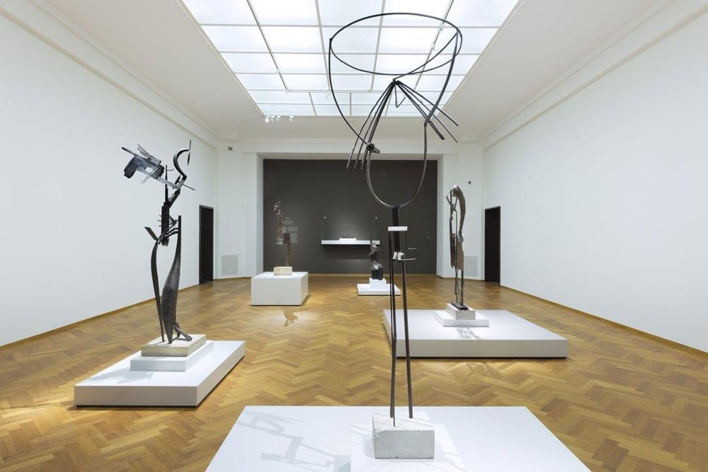 «Gonzalez, Picasso and Friends» au Gemeentemuseum, La Haye