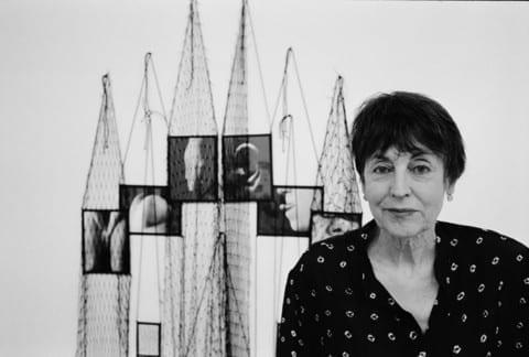 Gonzalez Prize 2018 : Annette Messager