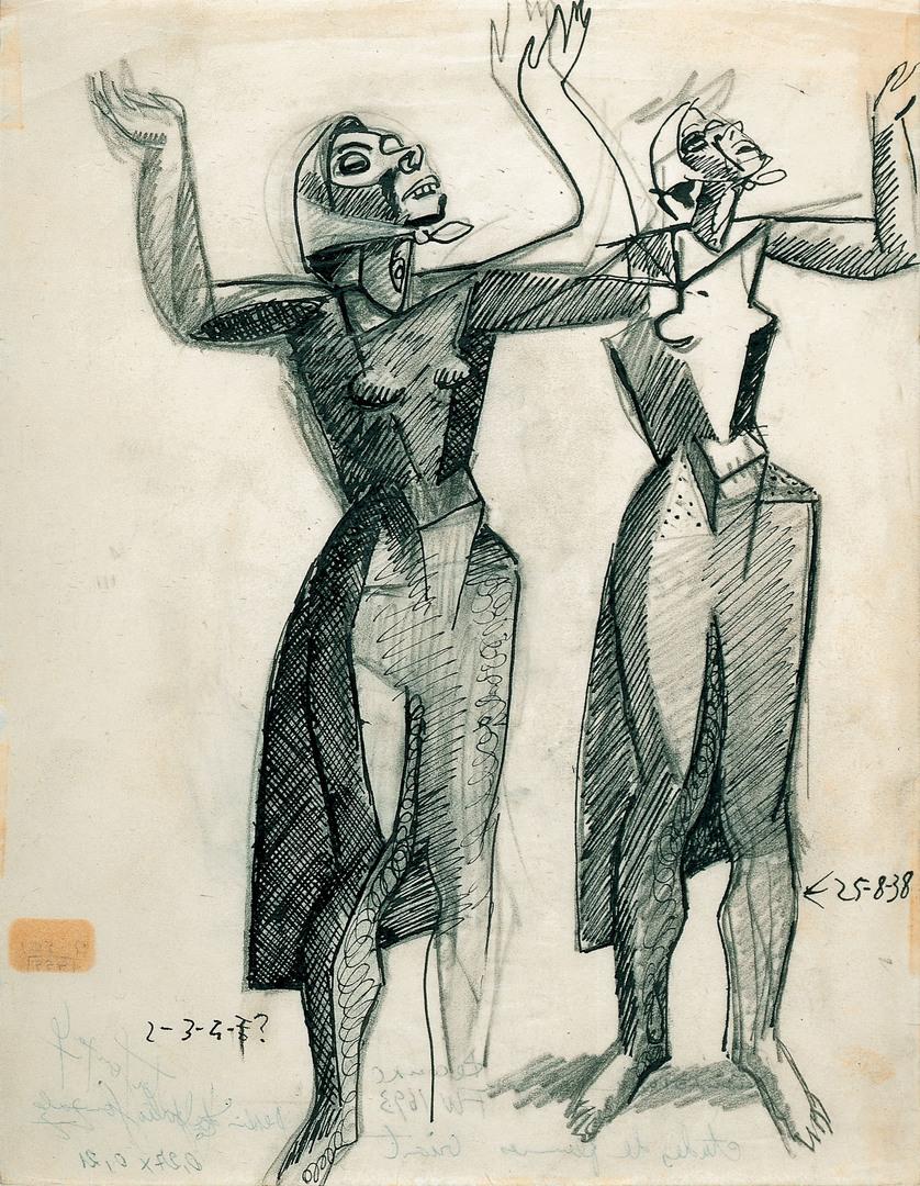 ETUDES POUR FEMMES CRIANT