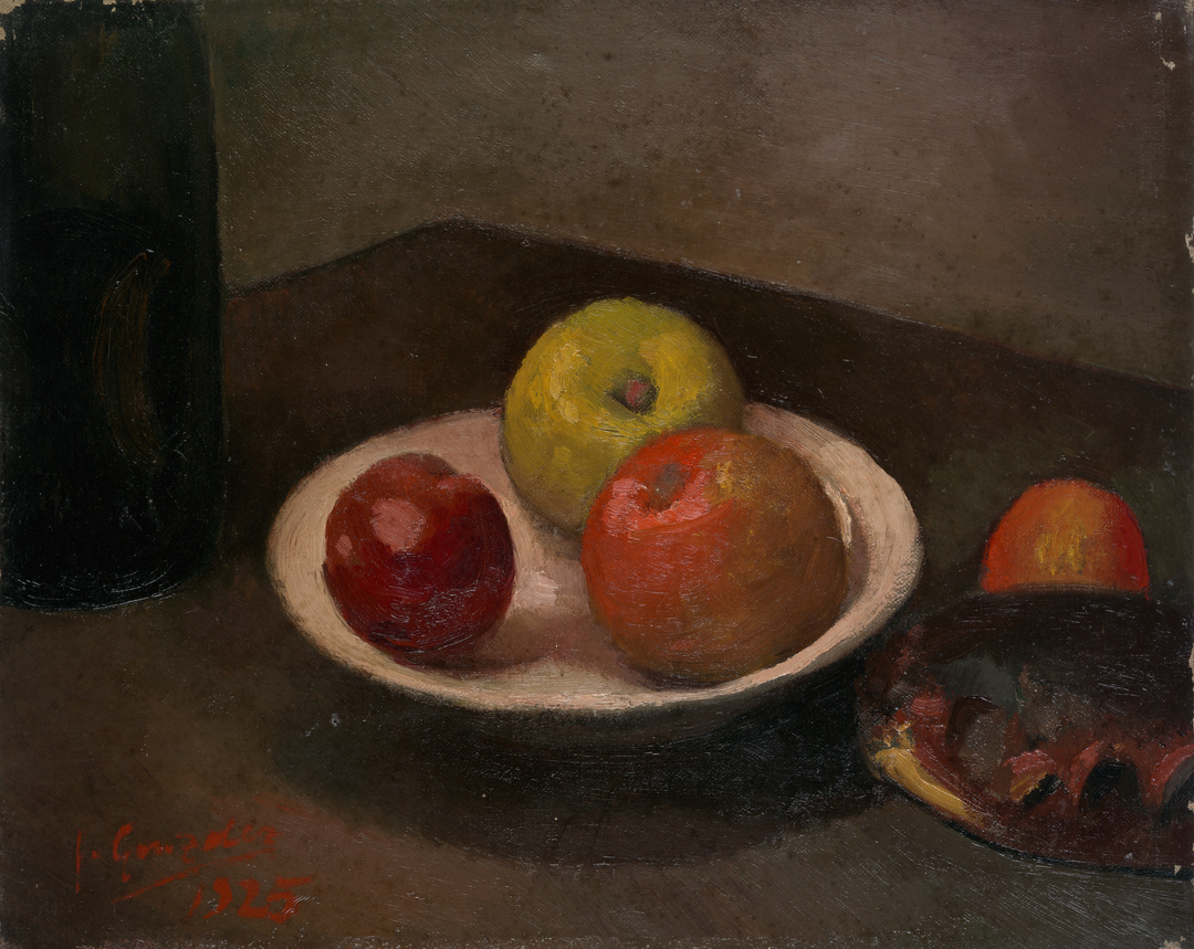 LES POMMES (THE APPLES)