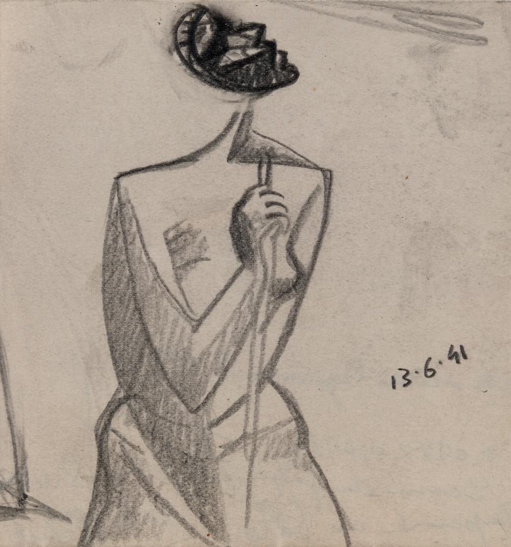 PAYSANNE AU BATON