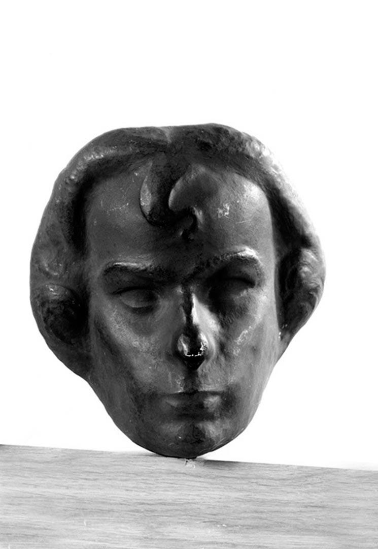 PORTRAIT DE LA POÉTESSE ROGER DE NEYREÏS – PORTRAIT OF THE POET ROGER DE NEYREÏS