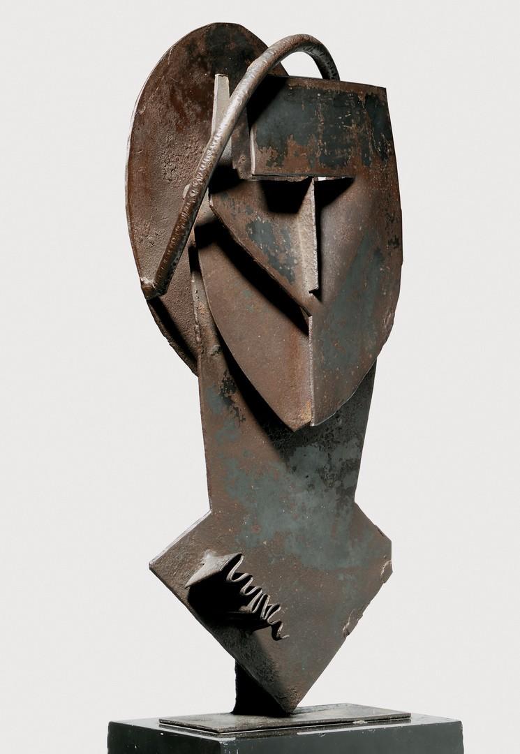 TÊTE DE FEMME II – HEAD OF A WOMAN II