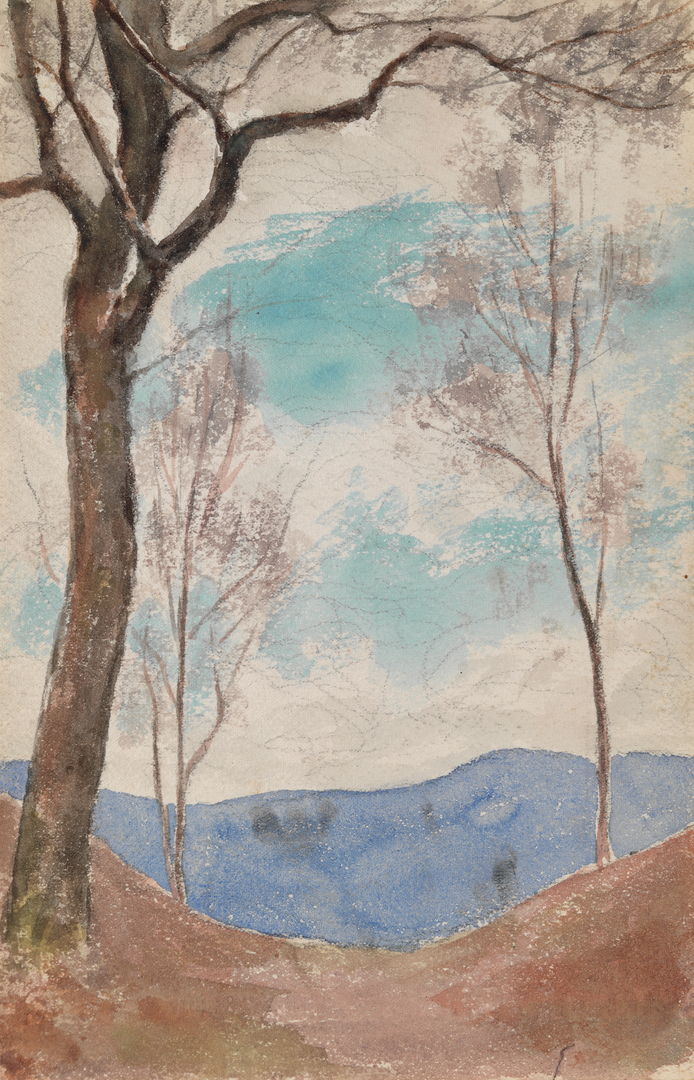 ARBRES EN HIVER (WINTER TREES)