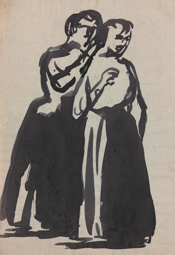 DEUX FEMMES (TWO WOMEN)