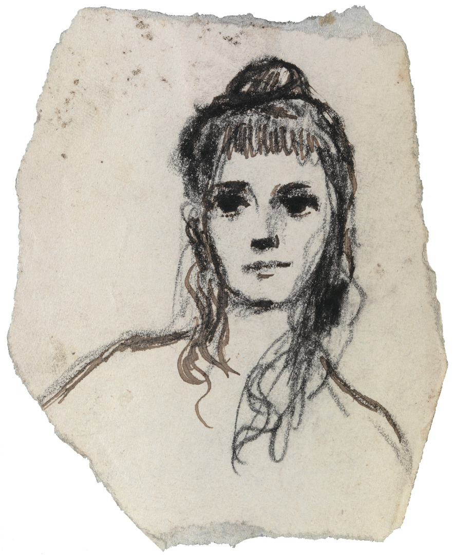 JEUNE FILLE (YOUNG LADY)