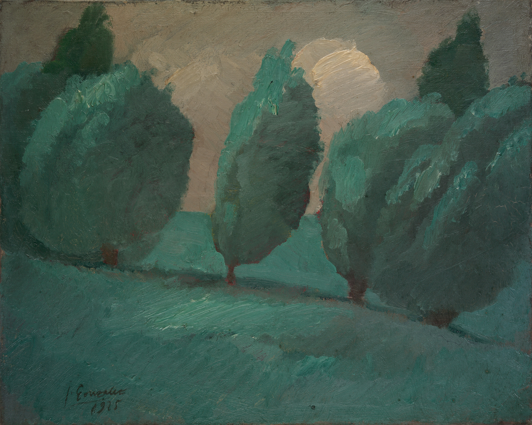 LES DEUX SAULES (THE TWO WILLOW TREES)