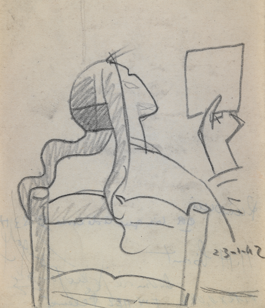 MARIE-THERESE LISANT (MARIE-THERESE READING)