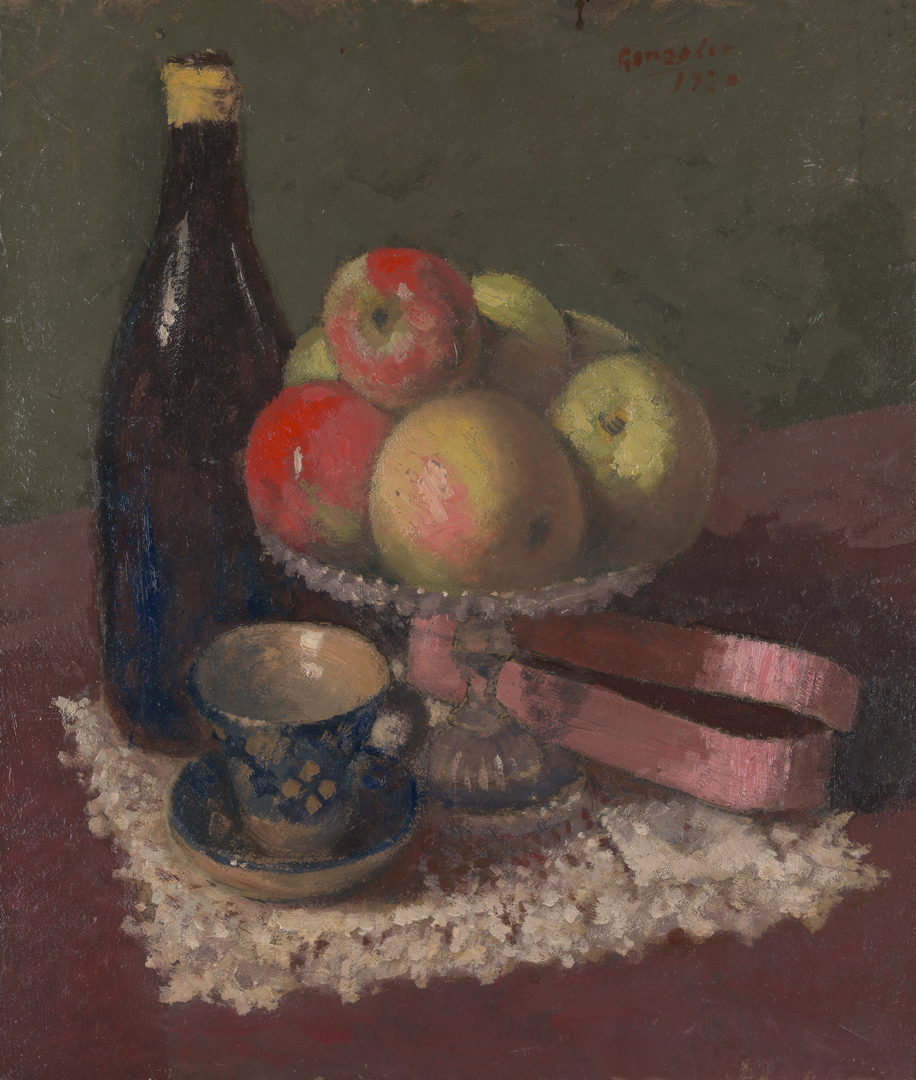 NATURE MORTE AUX POMMES (STILL LIFE WITH APPLES)